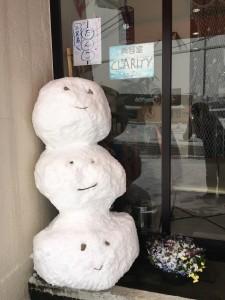 2017雪団子